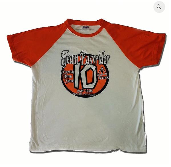 Tee-Shirt 10 ans Team Easyrider